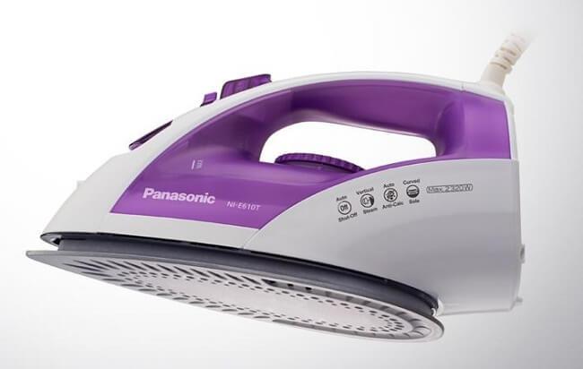 модель утюга Panasonic NI-E610TVTW