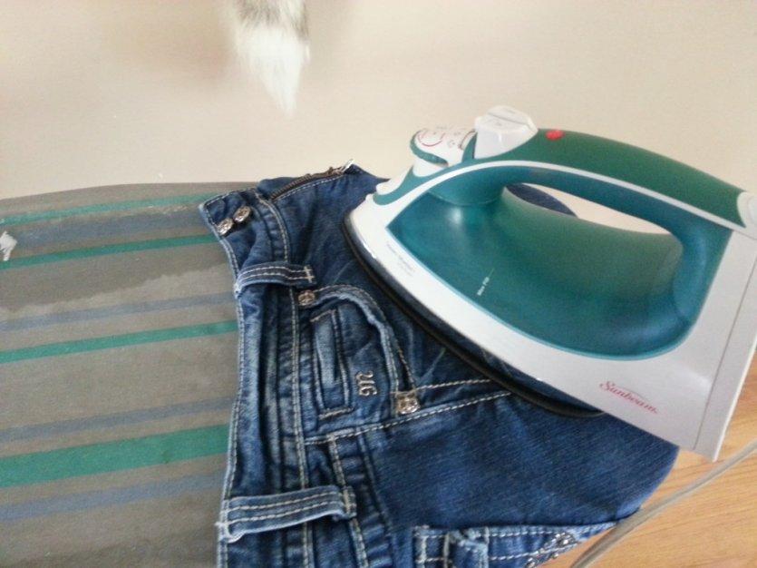 гладим карманы