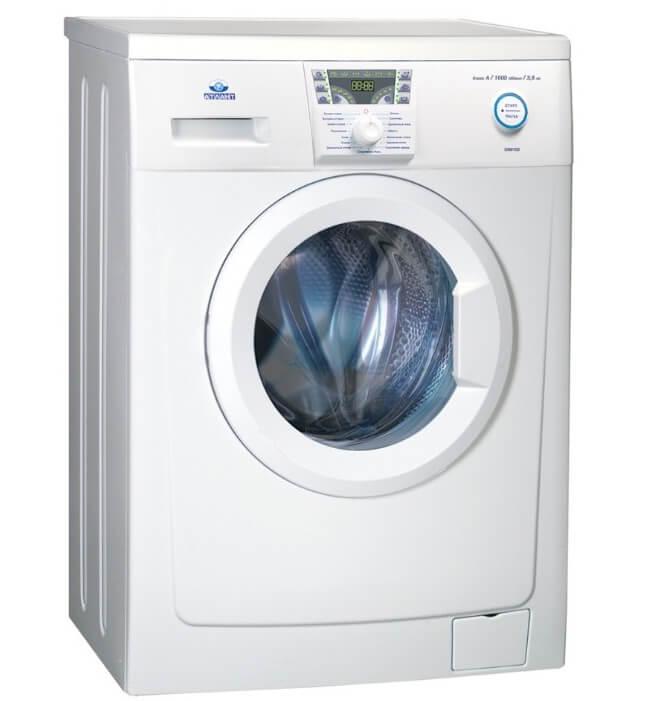 модель стиральной машинки