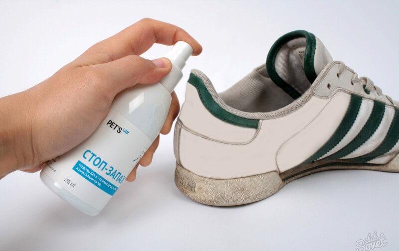 как выбрать дезодорант для обуви
