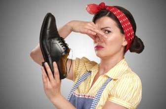 Как избавиться от неприятного запаха обуви: рецепты и лучшие средства