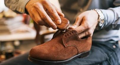 Эффективные рецепты и рекомендации по чистке и уходу за замшевой обувью