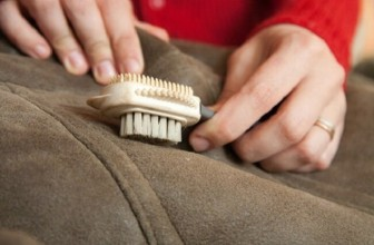 Чистим пальто из разных тканей не хуже чем в химчистке