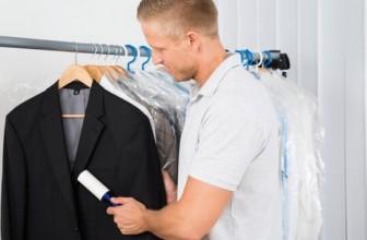 Как эффективно и просто почистить пиджак от разных загрязнений в домашних условиях