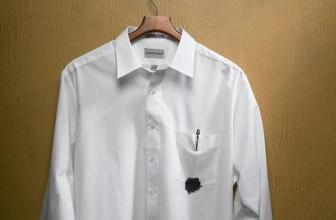 9 простых способов отстирать ручку с одежды