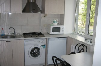 Особенности установки стиральной машины на кухне: решения для маленьких интерьеров (с фото)
