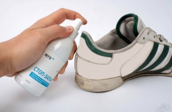 Как выбрать хороший дезодорант для обуви: обзор популярных средств