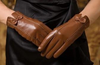 Как очистить кожаные перчатки от грязи и пятен: возвращаем презентабельность любимым аксессуарам