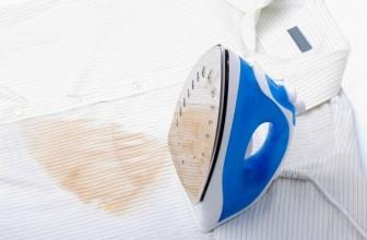 13 простых способов убрать подпалины от утюга