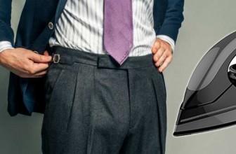 Гладим брюки со стрелками правильно: пошаговая инструкция
