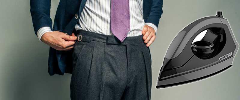 брюки со стрелками